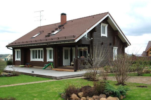 Проект домов в скандинавском стиле фото