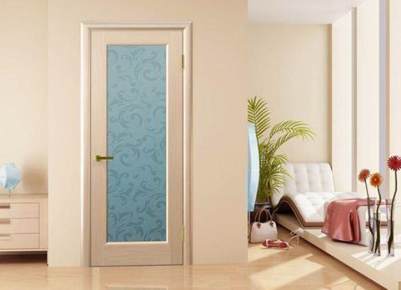 Цвет двери светлый дуб фото