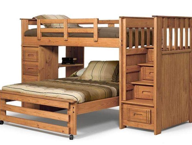 двухъярусная кровать своими руками фото