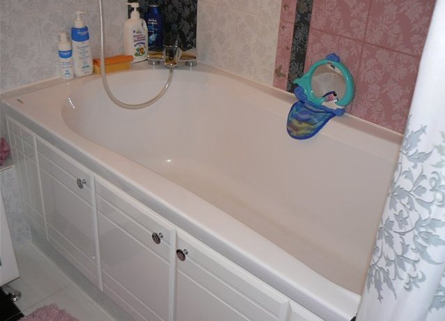 Как сделать дверки под ванну 178