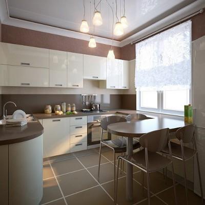 for Colore pareti cucina bianca