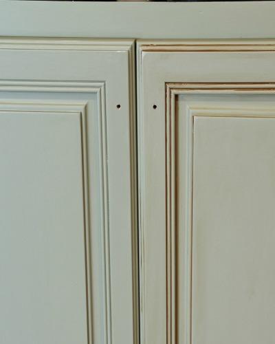 Чем покрасить кухонные фасады своими руками