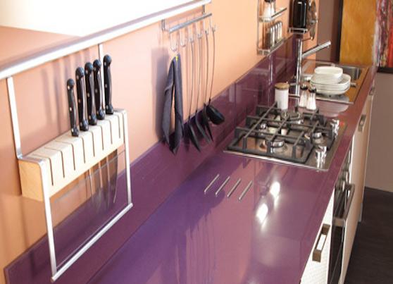 Сиреневая столешница для кухни столешница круглая для стола купить