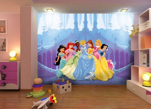 фото обои 3д на стену детские