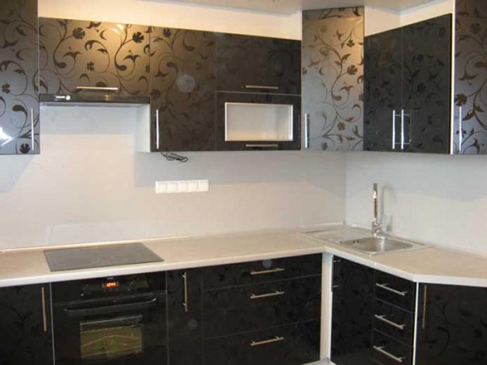 кухни фото глянцевые фото