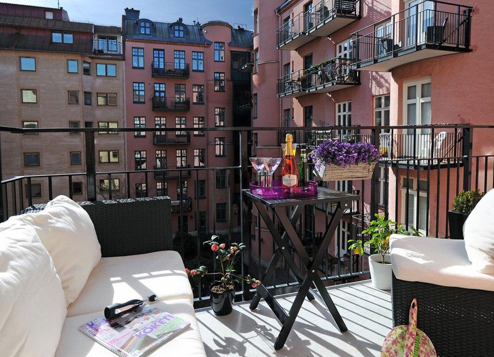 Идеи для балкона.