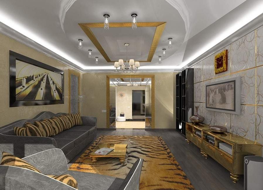 Идеи маленькой гостиной