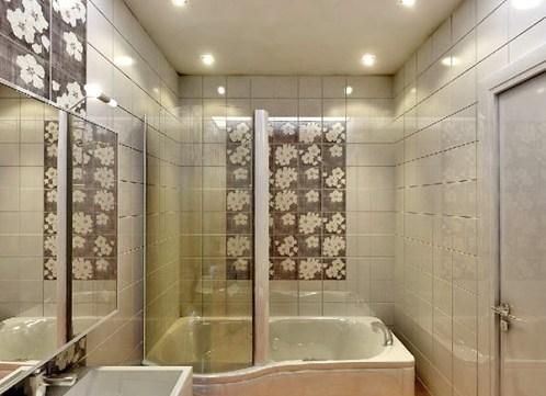Укладка плитки в ванную комнату дизайн фото