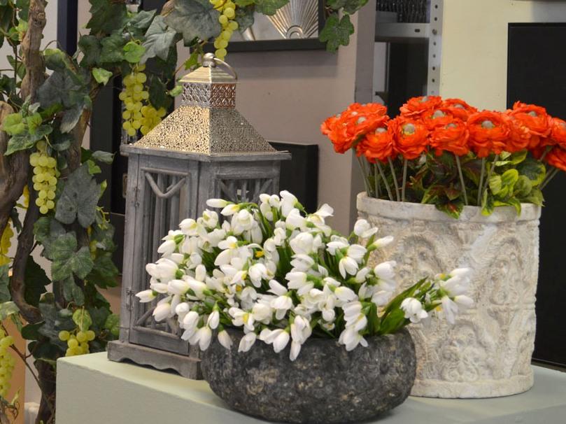 Блоги цветы в интерьере