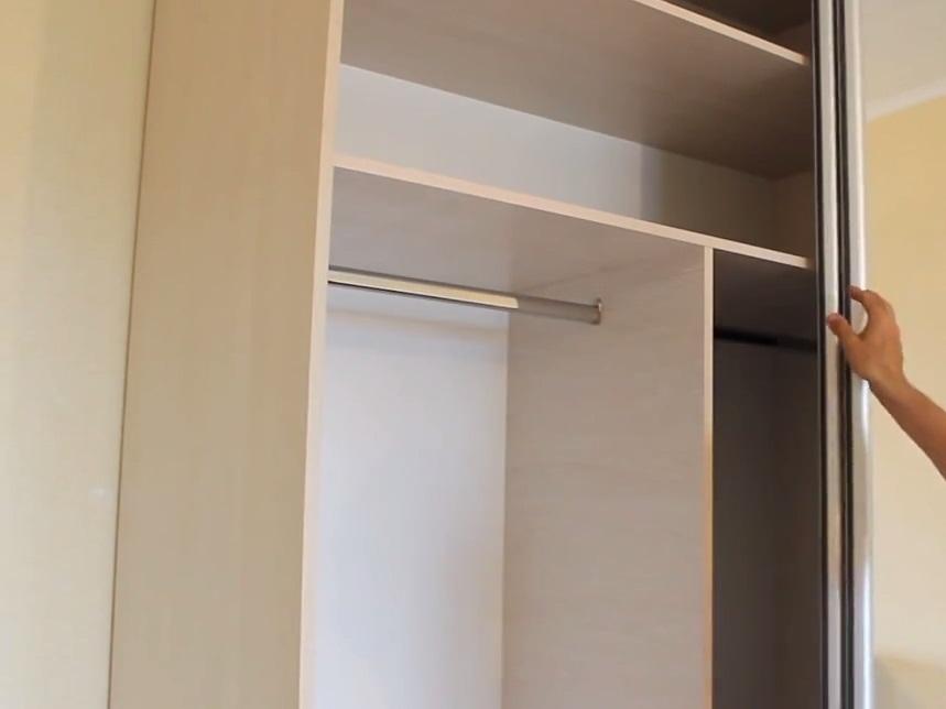 Как самому сделать двери шкаф купе своими руками