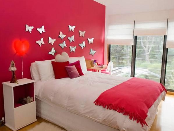 Бабочки на стену своими руками: 7 эксклюзивных идей 70