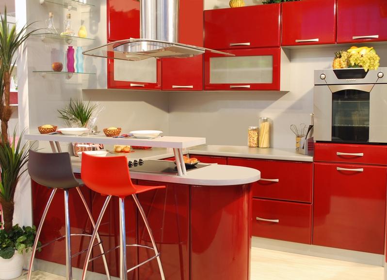 Как правильно выбрать цвет кухни