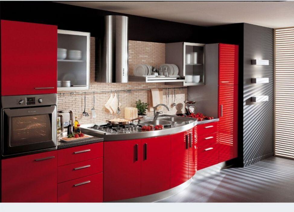 Какой цвет кухонного гарнитура выбрать