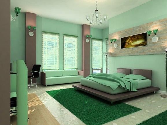 Цвет для комнаты