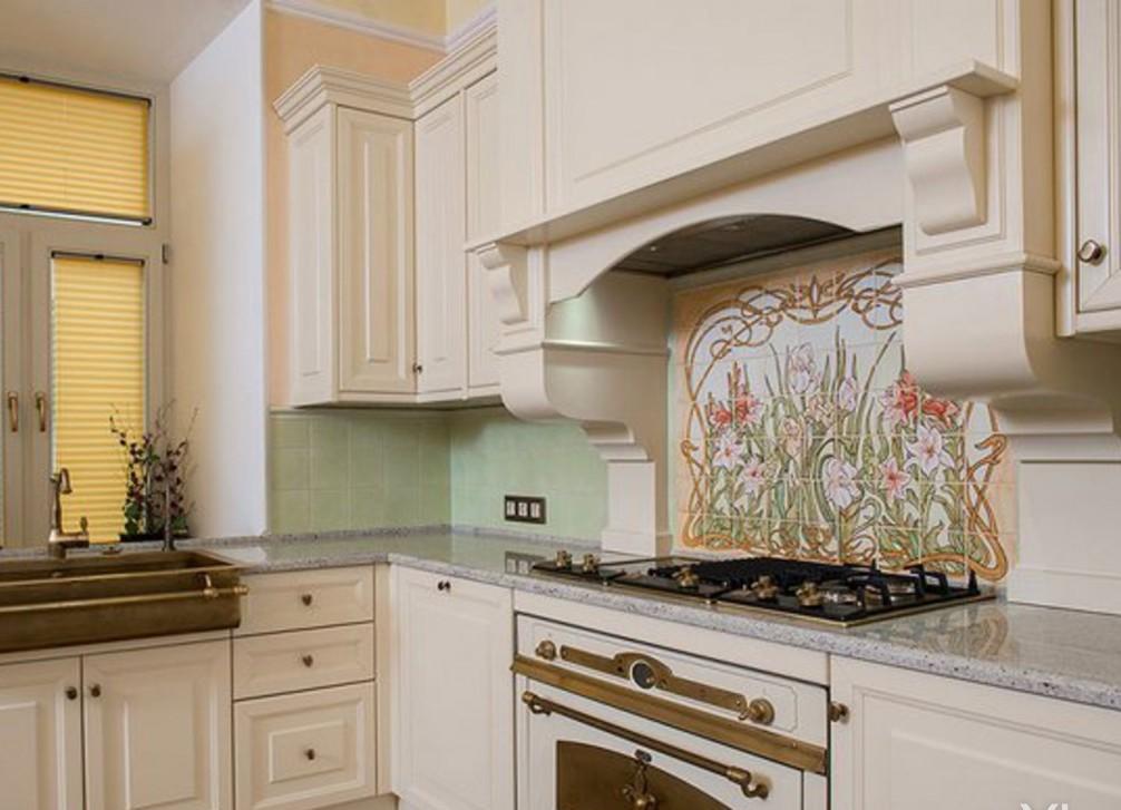 Панно на кухню с фото