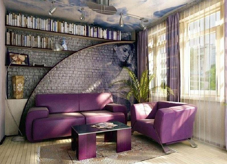 Интерьер и дизайн квартиры своими руками фото