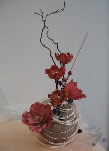 Флористика искусственных цветов