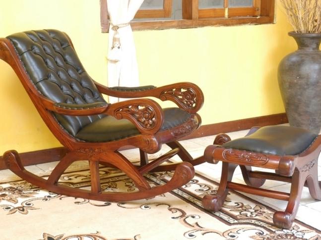 Кресла-качалки своими руками фото