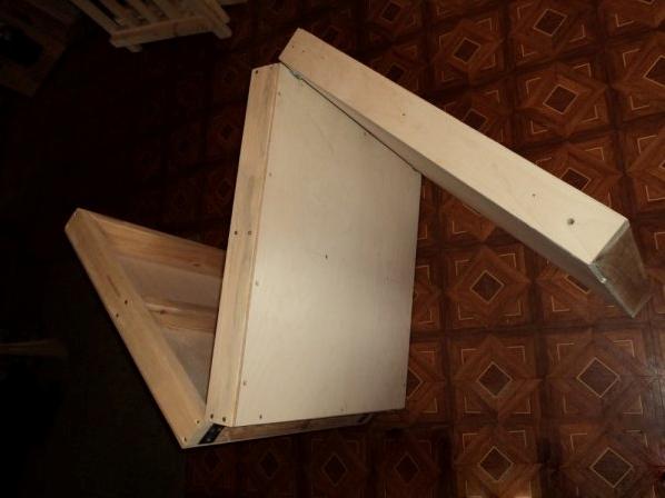 Кресло кровать сделать своими руками фото
