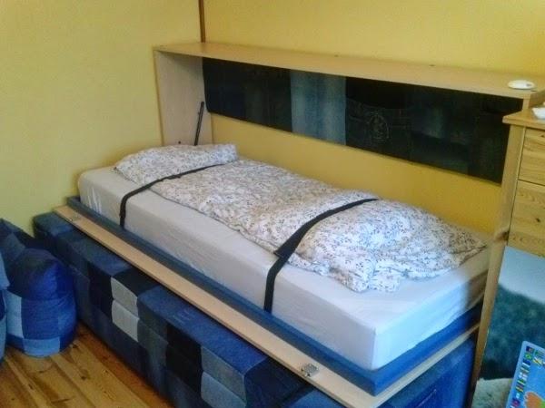 Раскладная кровать чертежи кровать своими руками фото 714