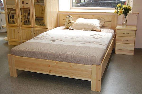 Кровать массив дерева своими руками