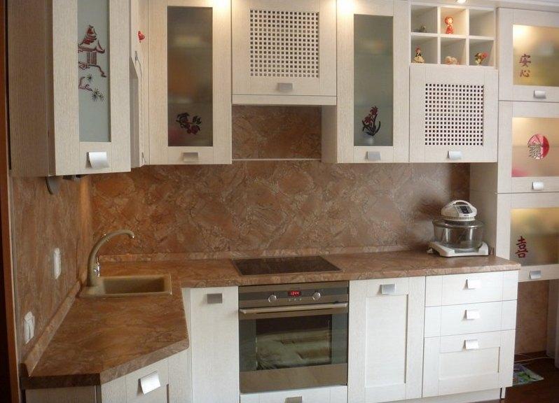 Дизайн кухни панель