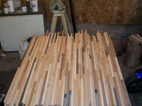 Своими руками деревянные