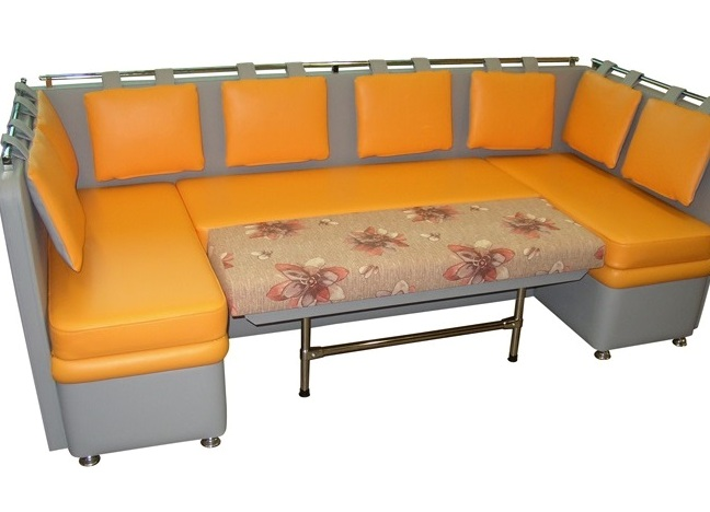 Спальный диван на кухню Москва