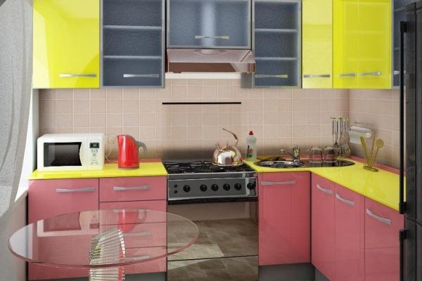 кухни в хрущевках угловые фото