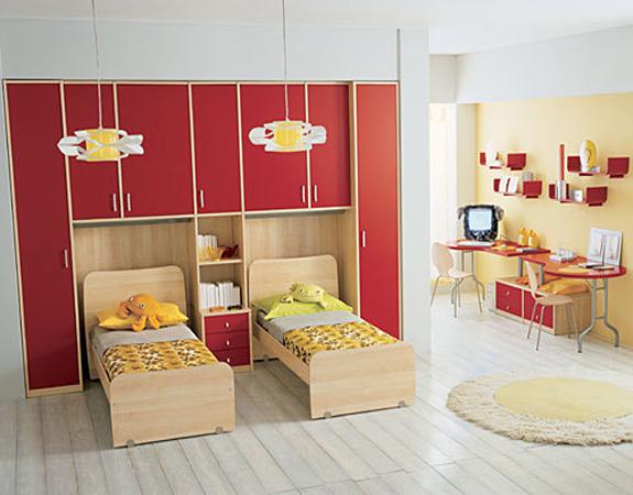 Мебель для двух детей фото