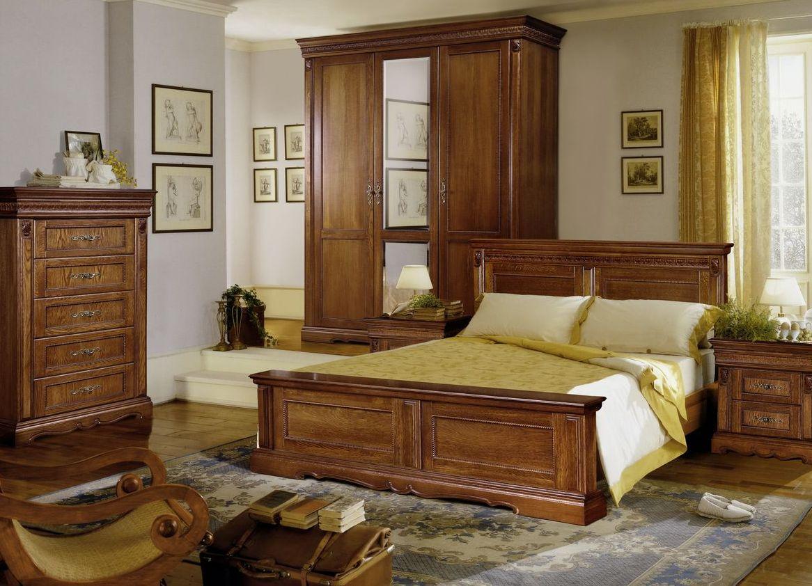 Мебель из мореного дуба 1