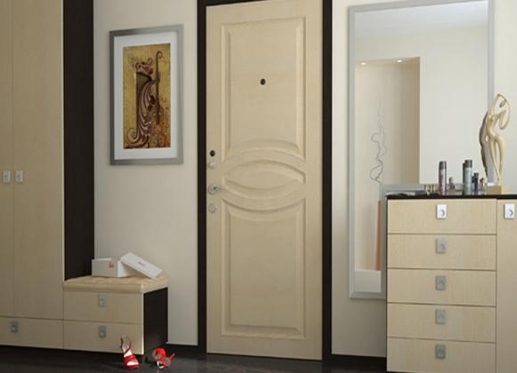 Белёный дуб межкомнатные двери фото в интерьере