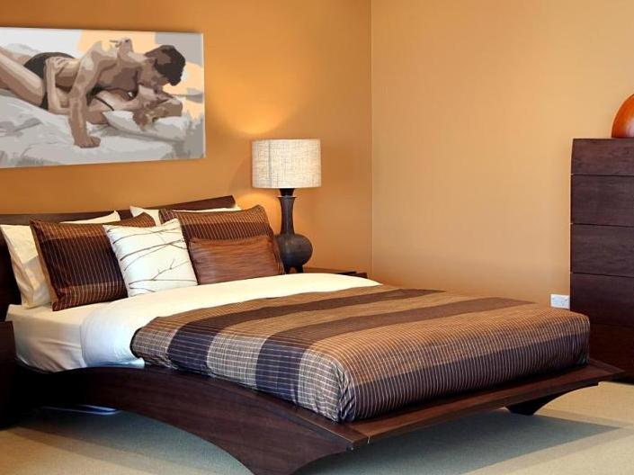 дизайн обычной спальни фото