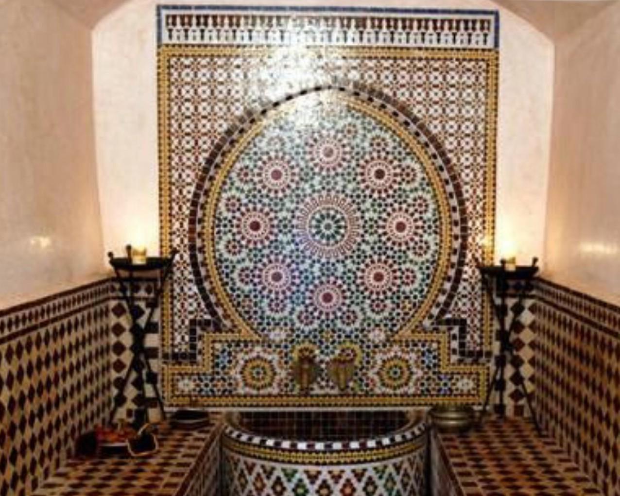 Хамам турецкая баня