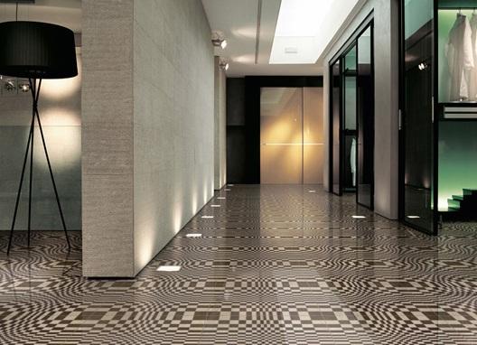 плитки в коридоре фото
