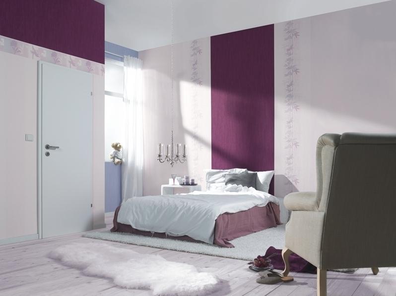 Стены разных цветов фото