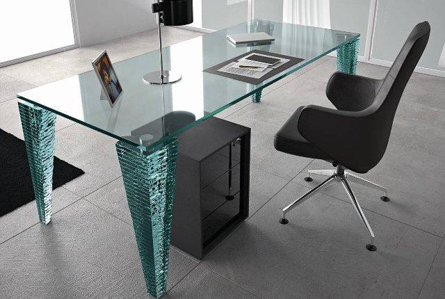 фото мебель из стекла
