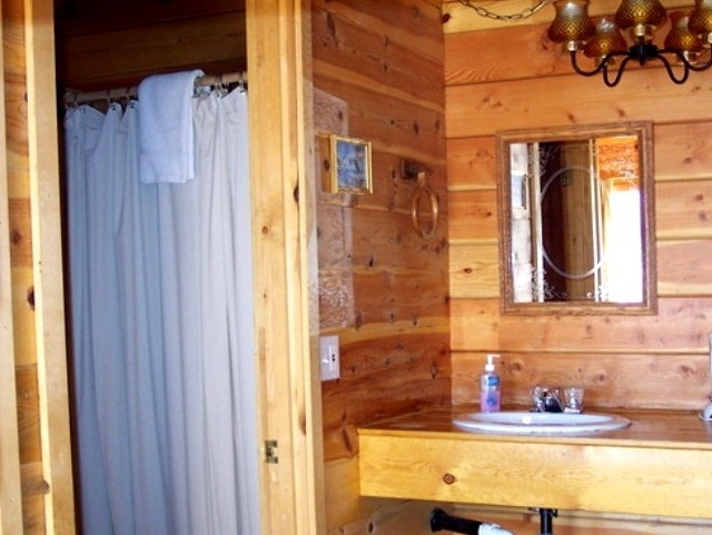 Фото перегородок в деревянном доме