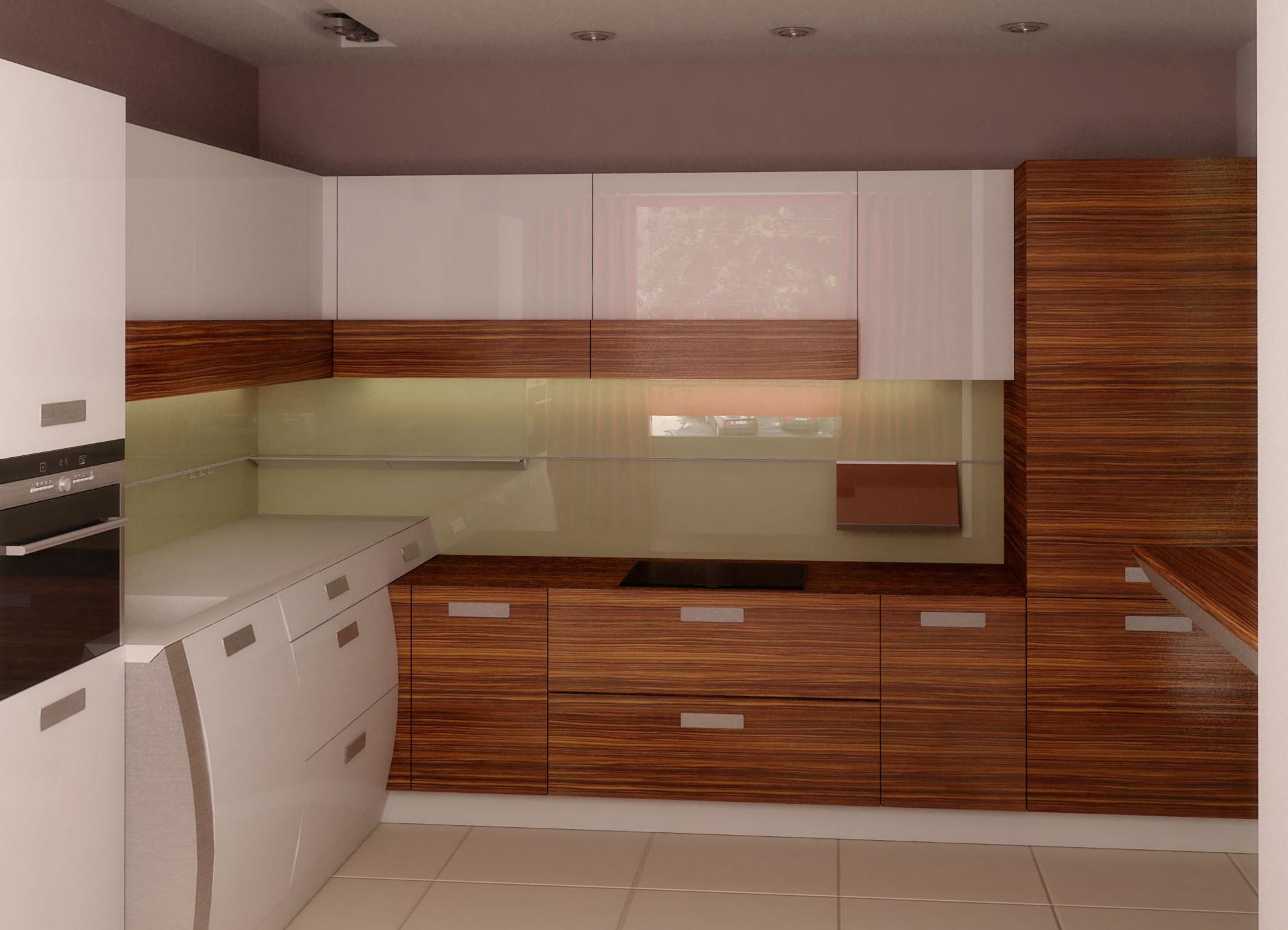 Какие кухни лучше из дерева или пластика
