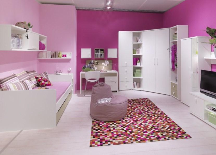 Как сделать маленькую комнату подростка