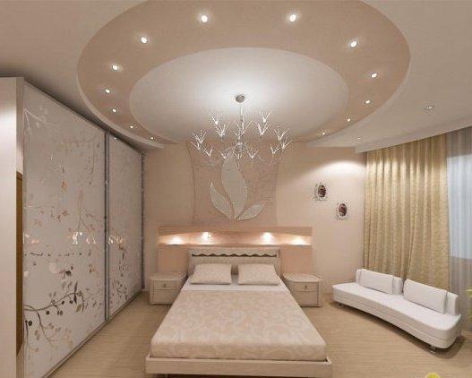 Сделать потолок в прихожей