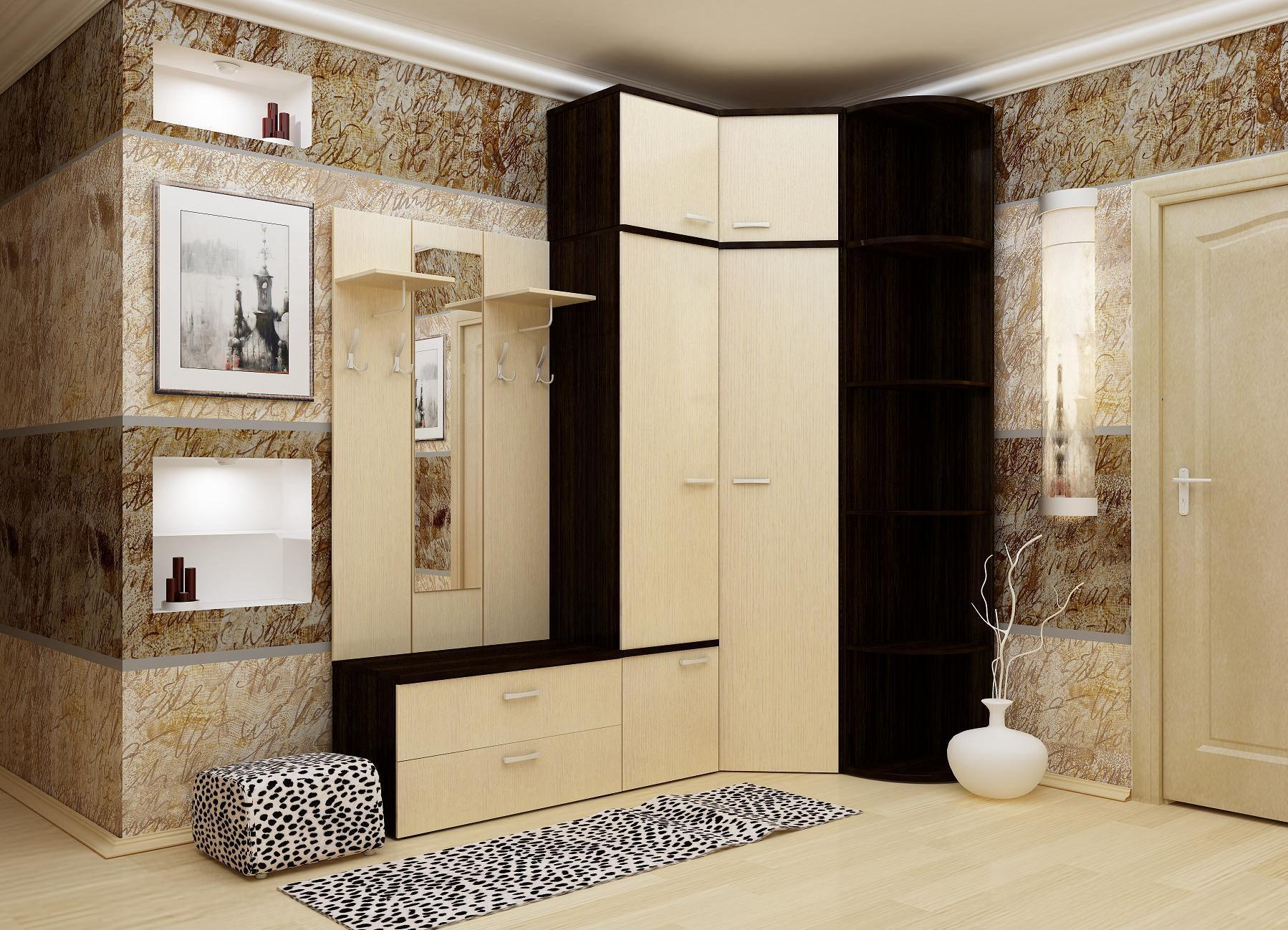 фото дизайны мебели прихожая