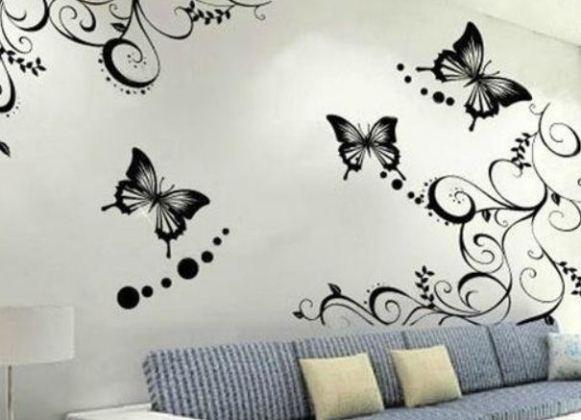 Графика бабочки картинки