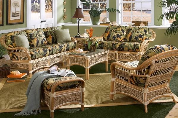 магазин мебели плетенка