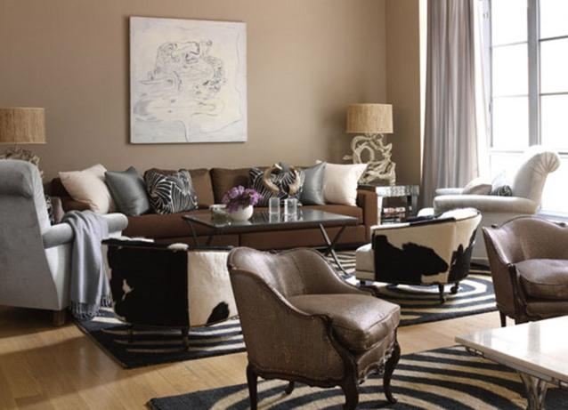 серо коричневый цвет фото:
