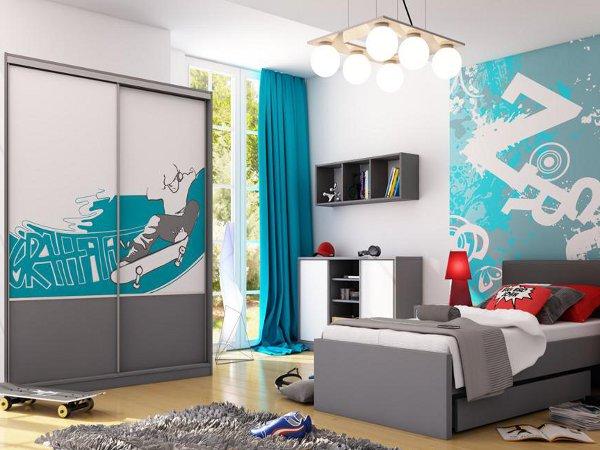 135Декор комнаты для мальчика подростка