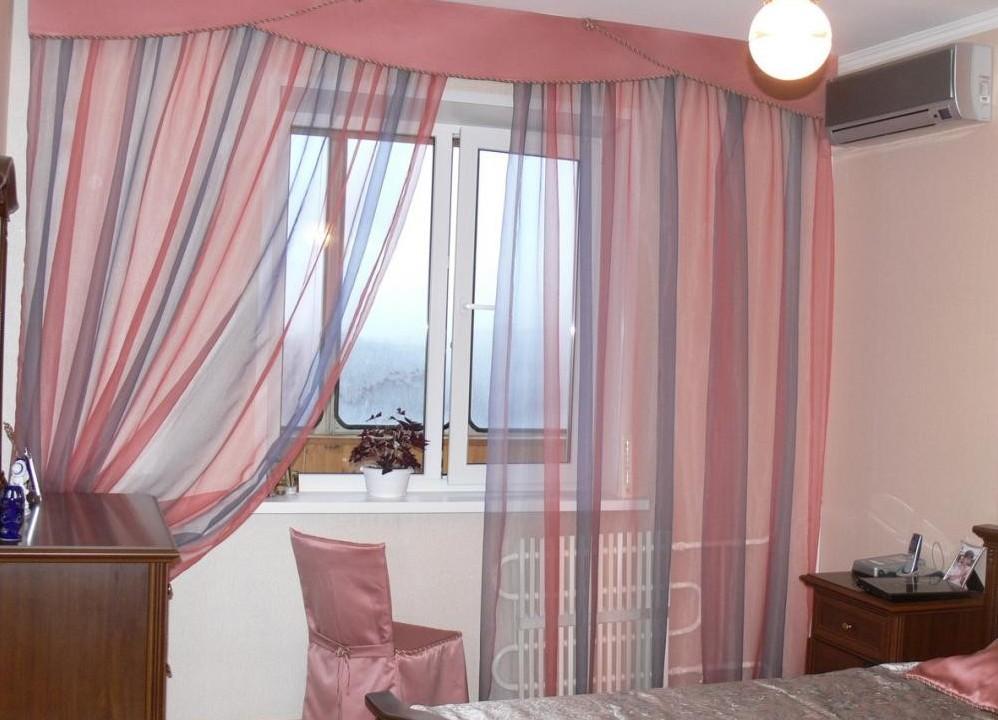 Готовые шторы для гостиной, спальни, детской. Тюль, вуаль ...