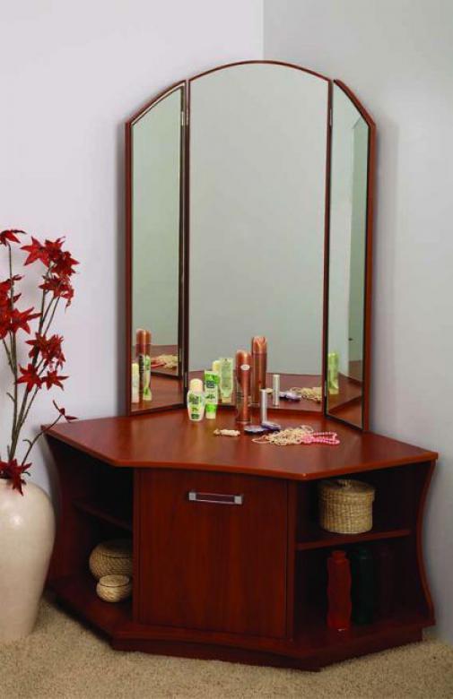 Туалетный столик (трюмо) надежда м03 (олмеко (олимп-мебель)).