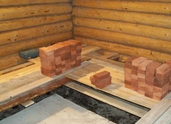 Как можно из печки сделать камин