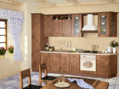 Как маленькую кухню сделать уютной